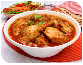 122. Chicken Curry