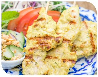 16. Satay Chicken (5)